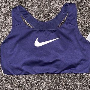 Nike sports bra sz. XL